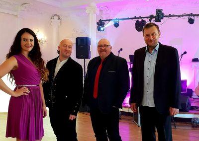 Profesjonalny zespół na wesele To i Owo Band - Skład zespołu